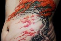 Fa tetoválás