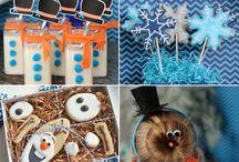 Frozen Party / by Michelle Zimmermann