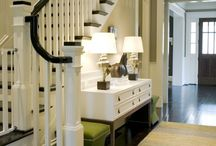 Foyer Ideas / by Michelle Hoffmann