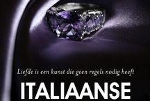 Italiaanse Nachten - trilogie / De Italiaanse Nachten serie van Cao die het sensuele liefdesverhaal vertelt over Elena en Leonardo