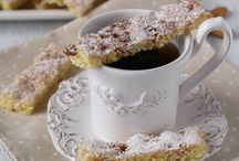 biscotti pasticcini mandorle
