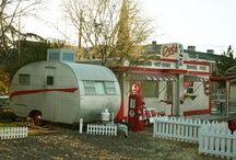 One Happy Camper / A wish of mine - to live simply in a cozy, mobile home! / by Kelly Lamb