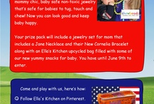 Ella's Kitchen loves the USA / by Leslie G