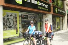 Camino Catalán via Zaragoza  / Pictures of our Camino by bicycle from Barcelona to Logrono. To follow the adventure, visit http://womanonherway.com
