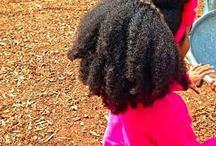 Afro haar / afro's and curly hair