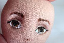 rosto de bonecad