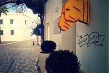 Paros style / Paros island and style