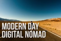 MODERN DAY DIGITAL NOMAD  / Inspirational quotes, tips, resources and all things digital nomad needs.