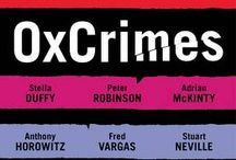 Oxcrimes / Oxcrimes is an new anthology by the creme de la creme of crime writers sold on behalf of Oxfam's worldwide work. Buy now online or in your local bookstore  http://bit.ly/1knNhO8