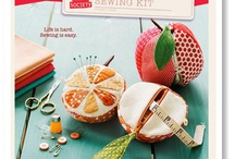 Pincushions & sewing accessories / by Maureen E