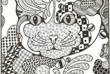 Coloring / Adult coloring pages