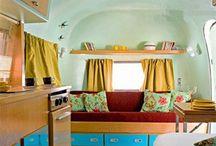 yurts and trailers