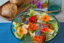 Edible Flowers / Garnishes