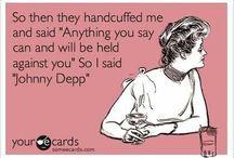 Ha Ha!! / by Trisha Archer