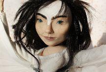LALKODUCH UNIQUE DOLLS / Unique, OOAK dolls