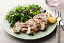 Marinades for Boneless Chicken Breast Halves
