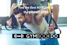Hotelgym workout motivation
