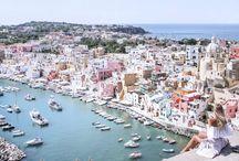 Procida & Naples Italy