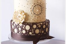 Cakes / by Haute Chocolate | Rachel Rouhana