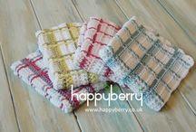 Crochet -  Dishcloth