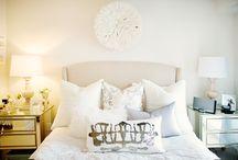 Bedrooms + Closets / by Meg Biram