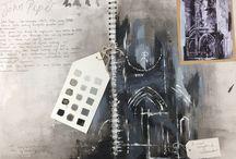 sketchbook ideas for students