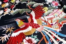 Орнамент птицы