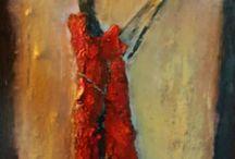 Laura  arte / Arte.  Espressionismo materico