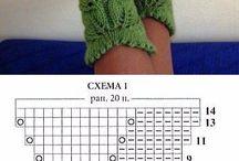 носки-варежки