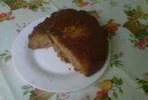 Friendship Cake,Starter and Cake Recipe