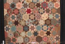 star quilt antique
