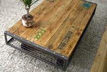 Dream Coffee Tables / by Dana Heller