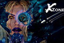 Cyberpunk - Création perso / Montage photo pour univers cyberpunk