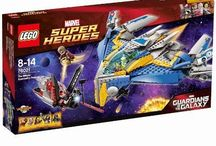 New arrival item in our shop-LEGO Marvel Super Heroes 76021 The Milano Spaceship Rescue