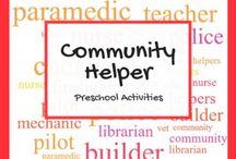 Community Helper Activities for Kids