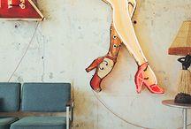 Neon / Neon art, tubes, bulbs and stuff / by Stella Gordon