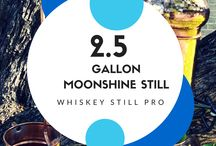 2.5 Gallon moonshine Still / Cherish the birthday celebrations, occasions and leisure time with the pure homemade beverage spirits. To order, call us at 1-800-522-4870 and enjoy free shipping at your home place.