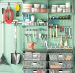 Garage organization / by Maria Tucker