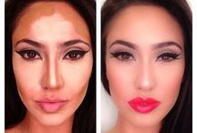 Foundation Challenge / basic of makeup, shading contouring and making u look purity!
