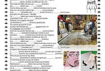 Canciones francés