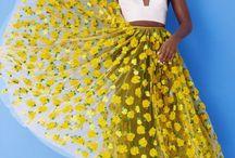 Fashion inspiration: Yellow