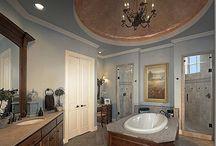 Luxury Master Baths | Alford Homes, L.P.