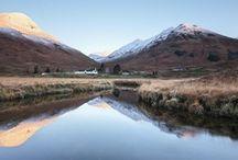 Scottish Highlands / Robert Keighley Landscape Photography Images of the Scottish Highlands