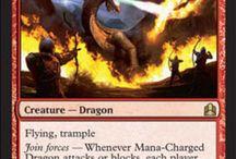 Magic the Gathering / Cards, Stategies, Anything Magic! / by Jeremy Duke
