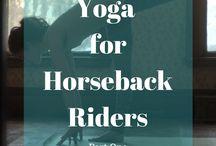 Horseback Rider Fitness & Health