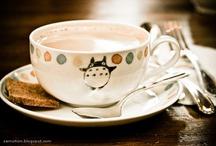 Tea, coffee...