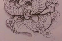 year of the dragon tattoo