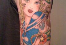 Tattoos / by Sarah Elizabeth