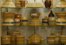 Bowls, Baskets and Pottery