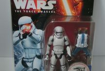 Star Wars: The Force Awakens / Figuras pertenecientes a la línea básica de la película The Force Awakens